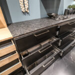 Häcker Müllsystem Wohnzimmer Müllsystem Küche