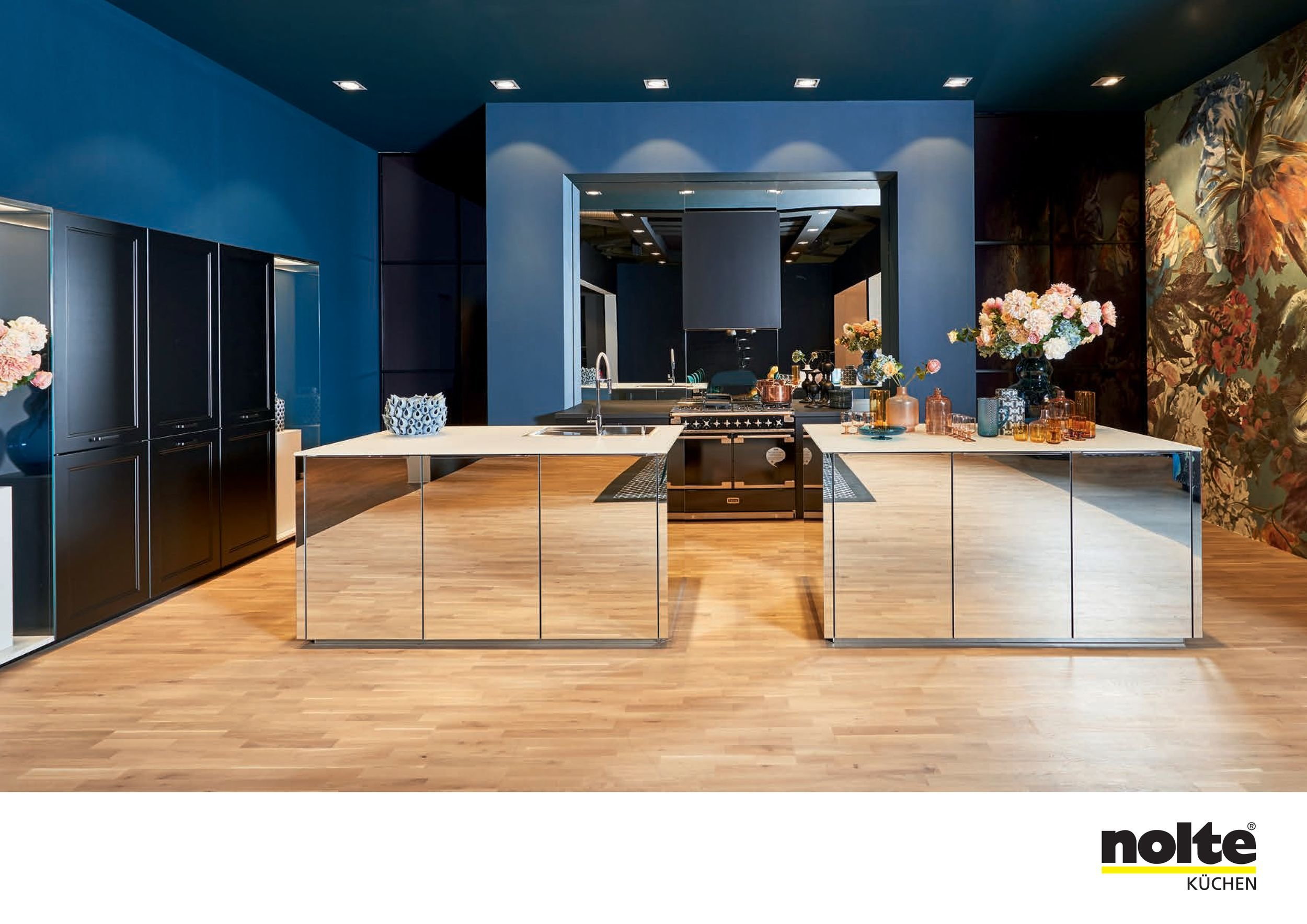 Full Size of Nolte Neo Salon Doppel Inselkche Kchenbrse Immer Preiswerter Müllsystem Küche Wohnzimmer Häcker Müllsystem